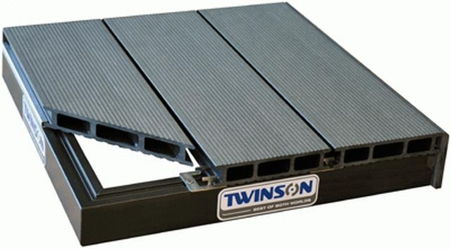 Plastiekcentrale adriaens bouwplastics tuin deceuninck twinson - Twinson deceuninck prix ...